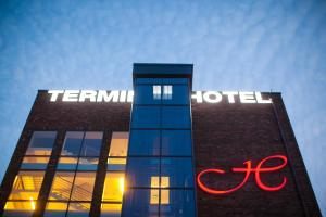 Terminal Hotel, Отели  Вроцлав - big - 53