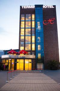 Terminal Hotel, Отели  Вроцлав - big - 49