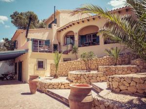 Finca La Quilla, Villas  Altea - big - 4