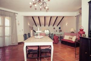Finca La Quilla, Villas  Altea - big - 32