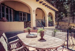 Finca La Quilla, Villas  Altea - big - 27