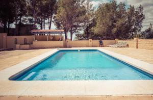 Finca La Quilla, Villas  Altea - big - 23