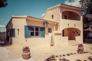 Finca La Quilla, Villas  Altea - big - 10