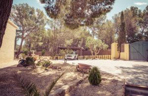 Finca La Quilla, Villas  Altea - big - 60