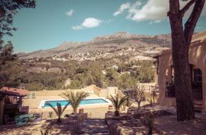 Finca La Quilla, Villas  Altea - big - 52