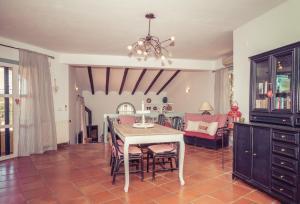 Finca La Quilla, Villas  Altea - big - 42