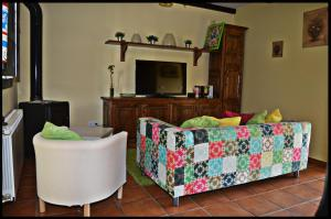 Mayorazgo De Altamira Mila, Holiday homes  Santillana del Mar - big - 61