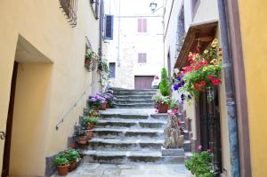 The Little Arch of Memory, Apartmány  Montepulciano - big - 20