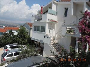 Apartments Villa Tanja, Ferienwohnungen  Trogir - big - 13