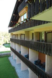 Chesa La Furia, Apartmanok  Pontresina - big - 18