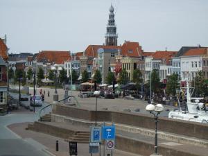 Belgische Loodsensociëteit, Hotely  Vlissingen - big - 59
