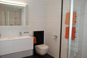 Chesa La Furia, Apartmanok  Pontresina - big - 58