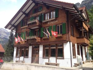Simplon House - Kandersteg