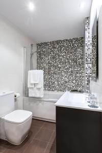 Apartamentos La Albarca, Apartmanok  Hoznayo - big - 3
