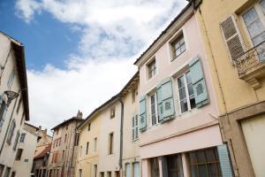 Au Pied Du Rempart, Prázdninové domy  Tournus - big - 2