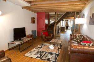 Au Pied Du Rempart, Prázdninové domy  Tournus - big - 1