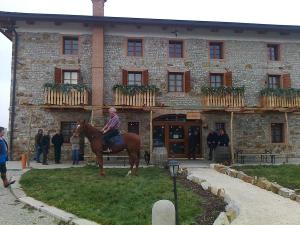 Agriturismo Al Gelso, Bauernhöfe  Risano - big - 26
