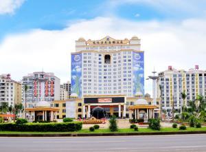 Jiulong Wenquan Hoilday Hotel