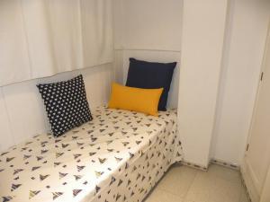 Atic Mar, Apartmány  L'Estartit - big - 8