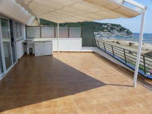 Atic Mar, Apartmány  L'Estartit - big - 20