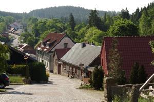 Ferienhaus Harzreise