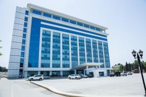 Отель Caspian