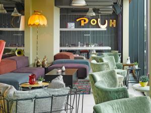 25hours Hotel beim MuseumsQuartier