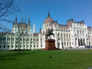 Kiss Budapest Center, Apartmanok  Budapest - big - 4