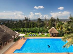 Кигали - Hotel des Mille Collines