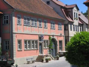 Pörtnerhof Seßlach, Гостевые дома  Seßlach - big - 1