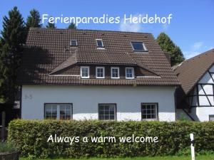 Pension Ferienparadies Heidehof