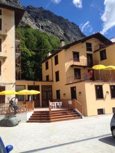 Affittacamere Antico Albergo Camussot, Guest houses  Balme - big - 44