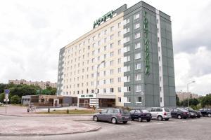 Отель Halt Time, Минск
