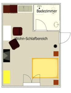 Studio-Apartment - 4