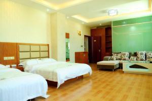 Xiamen North Railway Statioin Yajule Fast Hotel, Hotels  Xiamen - big - 7