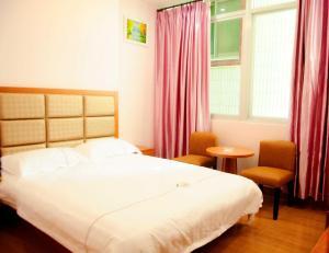 Xiamen North Railway Statioin Yajule Fast Hotel, Hotels  Xiamen - big - 11