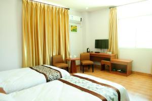 Xiamen North Railway Statioin Yajule Fast Hotel, Hotels  Xiamen - big - 5