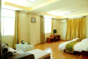 Xiamen North Railway Statioin Yajule Fast Hotel, Hotels  Xiamen - big - 4
