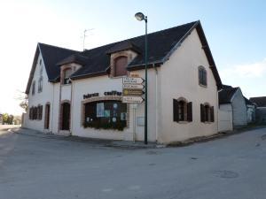 Entre Vignes Et Marais, Privatzimmer  Vert-la-Gravelle - big - 10
