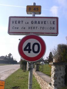 Entre Vignes Et Marais, Privatzimmer  Vert-la-Gravelle - big - 11