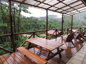 Pacuare River Lodge, Лоджи  Bajo Tigre - big - 23