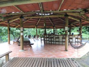 Pacuare River Lodge, Лоджи  Bajo Tigre - big - 27