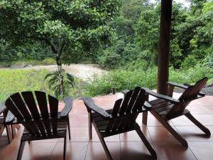 Pacuare River Lodge, Лоджи  Bajo Tigre - big - 25