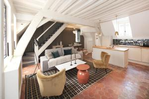 Pick a Flat - Les appartements du Forgeron / Ile Saint-Louis