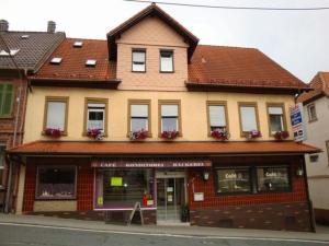 Cafe - Pension Zum Goldenen Stern