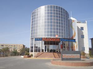 Отель Mandarin & Fitness Center, Актау