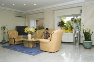 Отель Рахат - фото 17