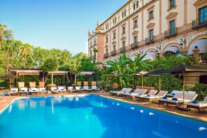 Hotel «Alfonso XIII - A Luxury Collection Hotel», Севилья