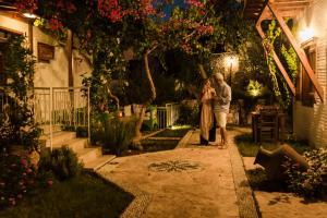 Courtyard, Hotely  Kalkan - big - 44