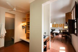 Villa Shanti, Hotel  Pondicherry - big - 4